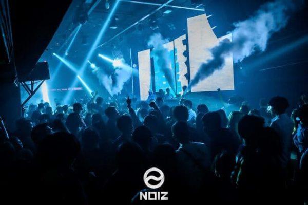 Noiz club バンコク