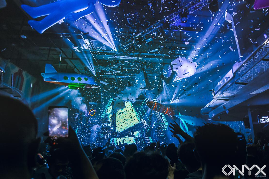 タイ最大級のナイトクラブ「ONYX」【行き方・楽しみ方解説】