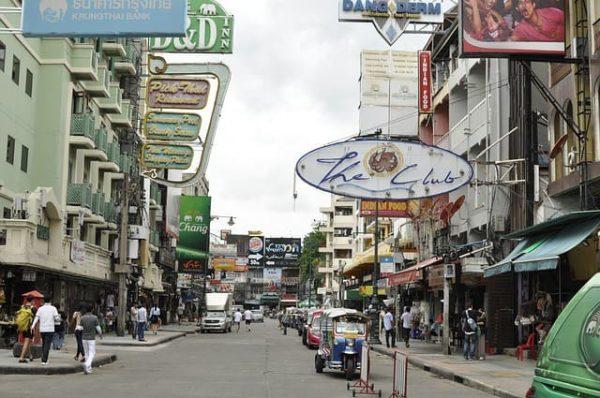 タイ カオサン