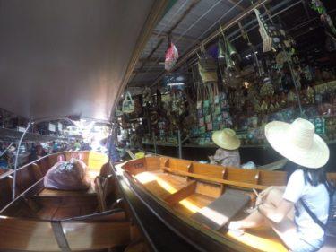 バンコクから行ける!三大水上マーケットへの行き方ご紹介