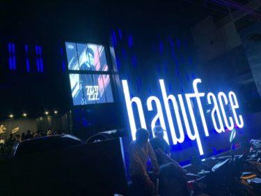 バンコクに新しくできたクラブ「BabyFace」【2020年】