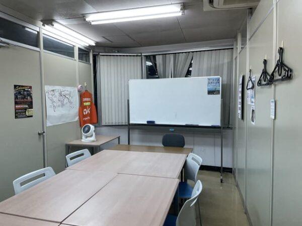 タイランゲージステーション大阪校 教室